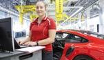 Porsche'nin çalışan sayısı 30 bini aştı