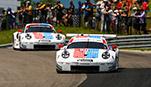 Porsche 911 RSR'dan üst üste beşinci zafer!